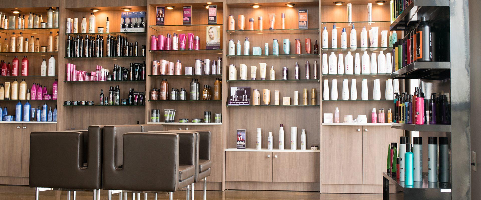 Revive salon spa danville il hair nails wax tan for Salon fixtures